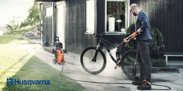 limpieza-bicicleta-con-hidrolimpiadora