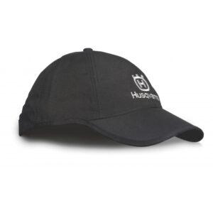 Gorra negra - Husqvarna