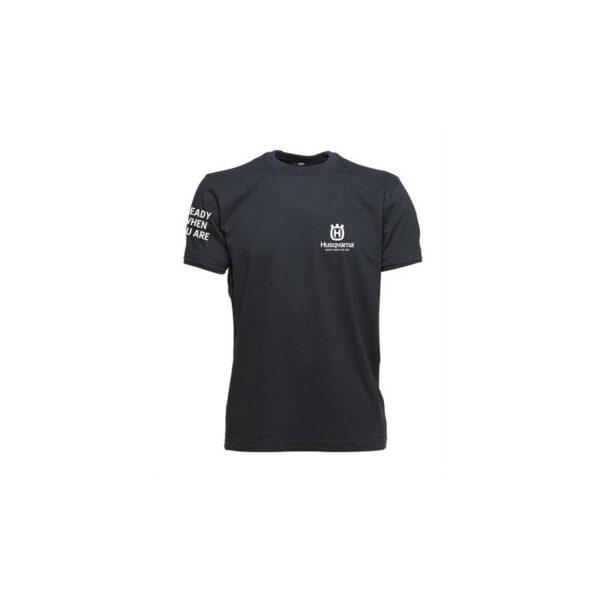 Camiseta logo pequeño - Husqvarna