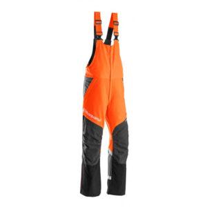 Pantalón protección Technical con tirantes - Husqvarna