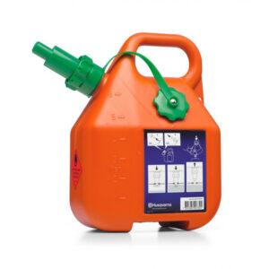Bidón gasolina naranja - Husqvarna