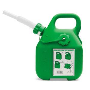Bidón gasolina verde - Husqvarna