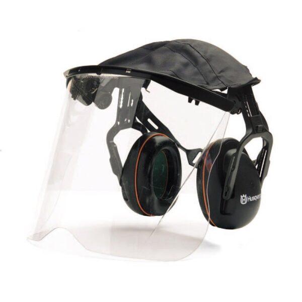 Protector auricular con plexivisor - Husqvarna